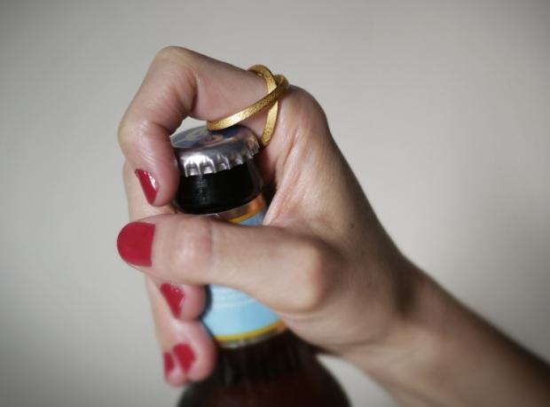 bottleoppeningring
